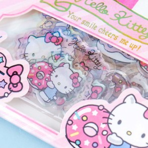 Hello Kitty Donuts Sticker Flakes