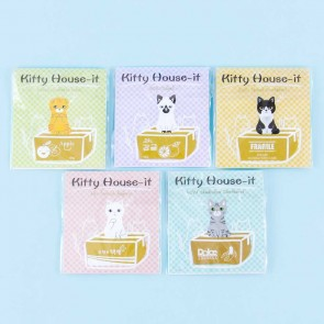 Kitty House Sticky Notes