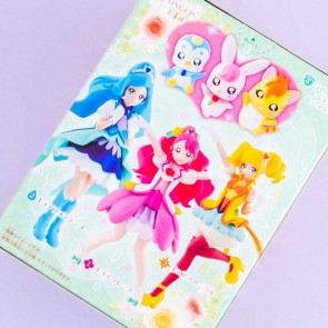 Bandai Healin' Good Pretty Cure Figure With Gum