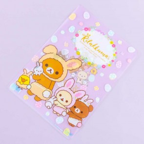 Rilakkuma Bunny A4 File Folder
