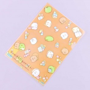 Sumikko Gurashi Milk & Ice Cream A4 File Folder