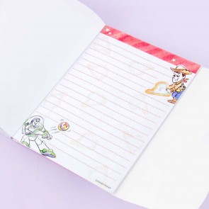 Toy Story Playtime Notepad