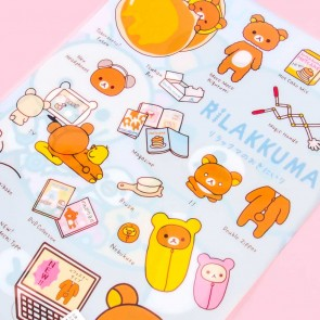 Rilakkuma Toys A4 File Folder