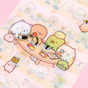 Sumikko Gurashi Conveyor Belt Sushi A4 File Folder