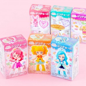 Bandai Healin' Good Pretty Cure Chibi Figure With Gum