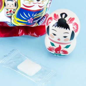 COO'NUTS Japan Tumbler Doll With Gum