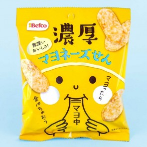Befco Rice Crackers -  Mayonnaise