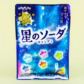 Senjaku Star Soda Candies