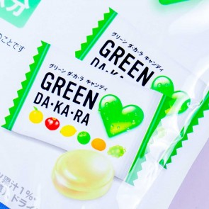 Lotte Green Dakara Candy