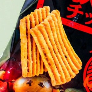 FritoLay Super Thick Chips - BBQ