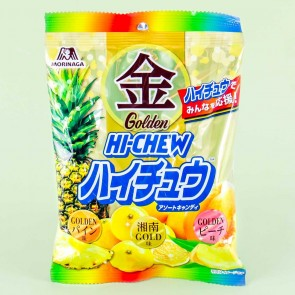 Hi-Chew Candies - Golden Fruits