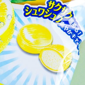 Fujiya Lemon Squash Salty Candies