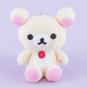 Korilakkuma Plushie Bag Charm - Medium