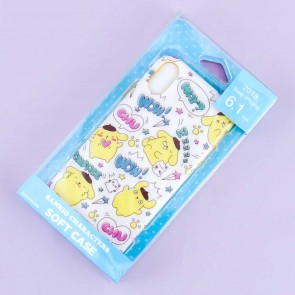 Pompompurin Fun Protective Case for iPhone XR