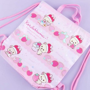 Korilakkuma Strawberry Queen Multi-strap Bag