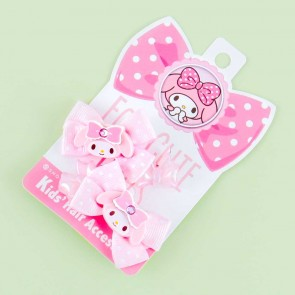 My Melody Ribbon Hair Tie Set