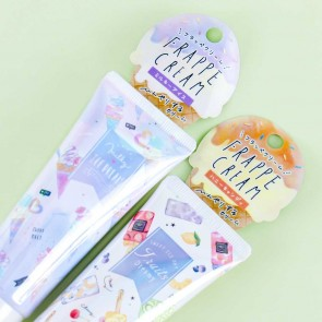 Frappe Cream Frozen Desserts Hand Cream