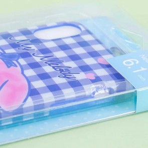 My Melody Gingham Protective Case for iPhone XR