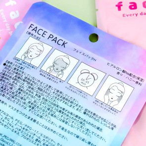 Pastel Dreams Fruity Face Pack