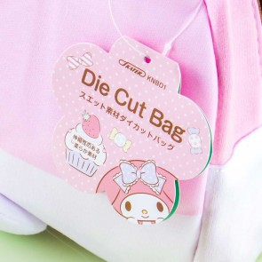 My Melody Die-cut Soft Handbag