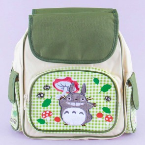 My Neighbor Totoro Mushroom Fun Backpack