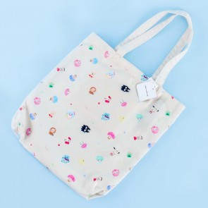 Sanrio Characters Tote Bag - Cream