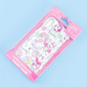 My Melody & My Sweet Piano Hard Case for iPhone XR