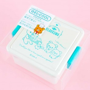 Rilakkuma Gel-Cool Bento Box