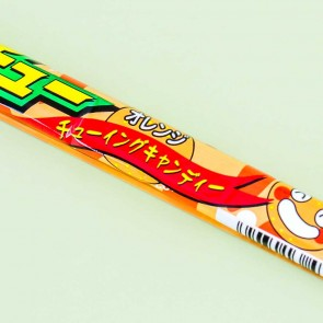 Yaokin Chewy Orange Long Candy