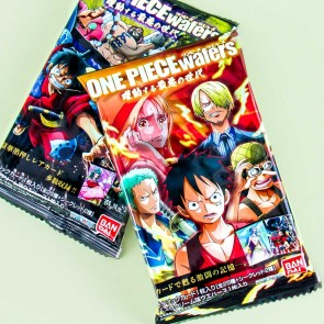 Bandai One Piece 5th Volume Wafer & Card Set