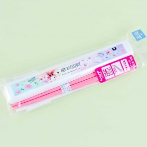 My Melody Happy Desserts Chopsticks & Case