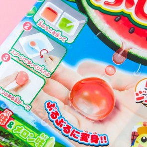 Kracie Mystery Ball DIY Candy Kit - Melon & Watermelon