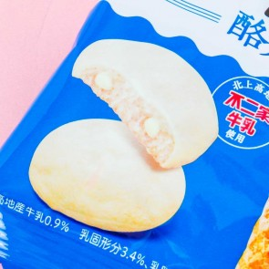 Fujiya Country Ma'am Cookies - Rich Soft Ice Cream