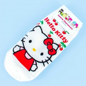 Hello Kitty Cherry Socks