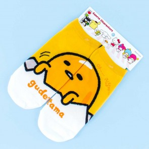 Gudetama Side By Side Socks