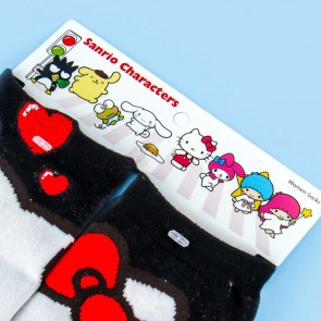 Hello Kitty Side By Side Socks