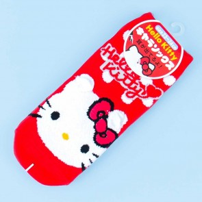 Hello Kitty Heart Polka Dot Socks