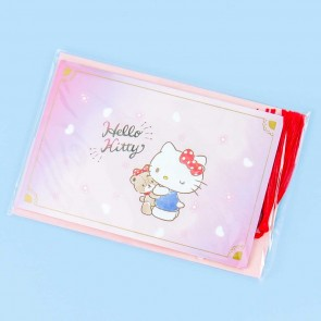 Hello Kitty Sakura  Pop-Up Greeting Card & Bookmark