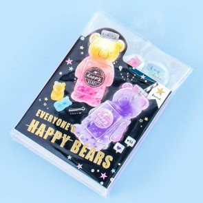 Happy Bear Bottle Memo Pad