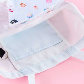 Sanrio Characters Tote Bag - Blue