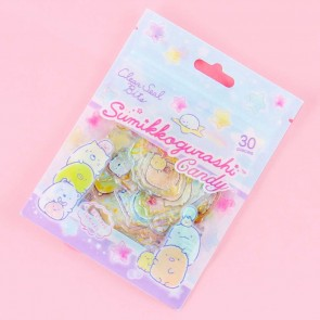 Sumikko Gurashi Candy Clear Seal Bits Stickers