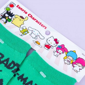 Bad Badtz-Maru & Hana-Maru Side By Side Socks