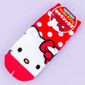 Hello Kitty Polka Dot Socks