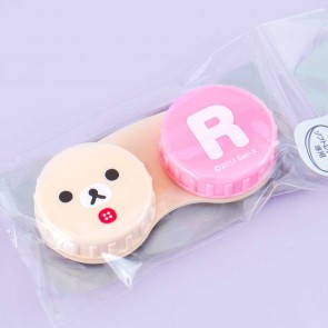 Korilakkuma Contact Lens Case
