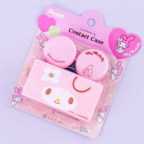 My Melody Contact Lens Case With Slide Holder