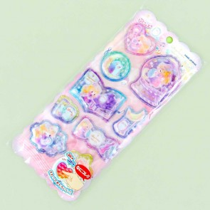 Fairy Tale Princess Puffy Stickers