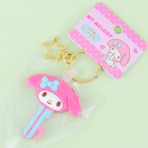 My Melody Key Shape Keychain
