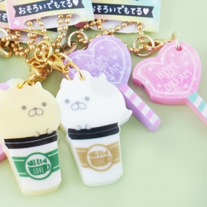 Matching Magnetic Pastel Charms Set