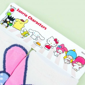 My Melody And Friend Side By Side Socks