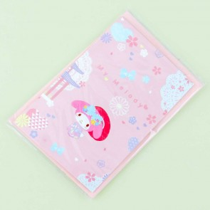 My Melody Japanese Garden Pop-Up Greeting Card
